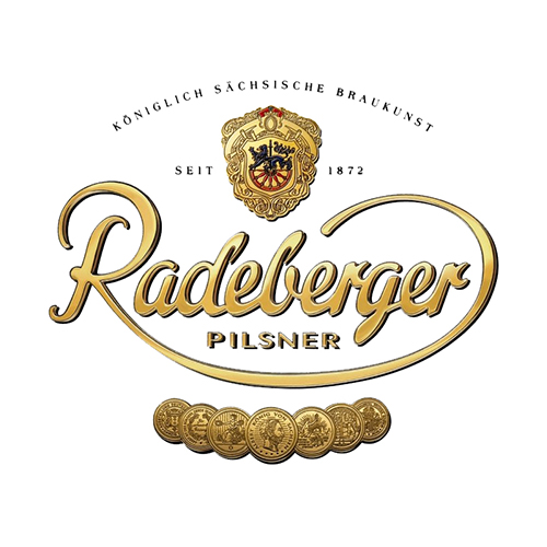 Partnerlogo Radeberger